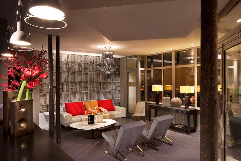 Réception Hôtel Apollon