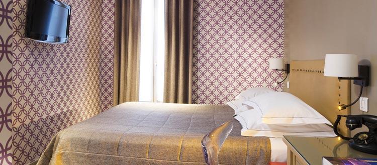 Hotel apollon montparnasse les chambres hotel apollon montparnasse - Maison de la literie montparnasse ...